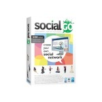 SocialGo - Box pack - 1 user - CD - Win, Mac