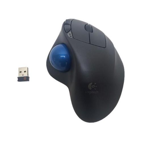 Logitech Wireless Trackball M570 Users Manual