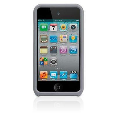 MacAlly PeripheralsCaseStandT4 Snap-On Case with Stand for iPod Touch - Black/Grey(CASESTANDT4)