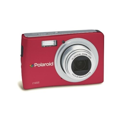 "Polaroid CTA-1455T 14MP 2.7"" LCD Display - Red"