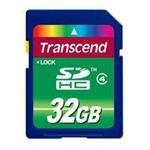 32GB  Flash Memory Card - Class 4 - SDHC
