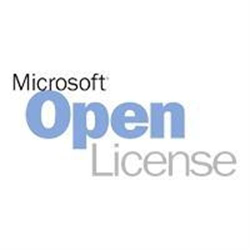 Microsoft Office for Mac Standard - License & software assurance - 1 PC - MOLP: Open Business - Mac - Single Language