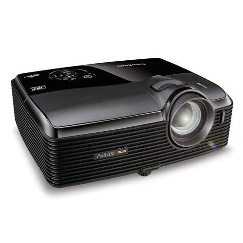 ViewSonic Pro8400 DLP projector