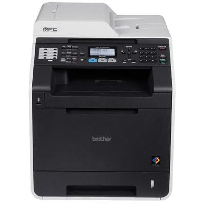 Brother MFC-9460CDN Color Laser All-in-One Printer with Networking and Duplex Printing (MFC-9460CDN)