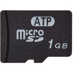 Flash memory card - 1 GB - microSD - for Dolphin CT40;  CK70, CK71, CN70, CN70e, CS40