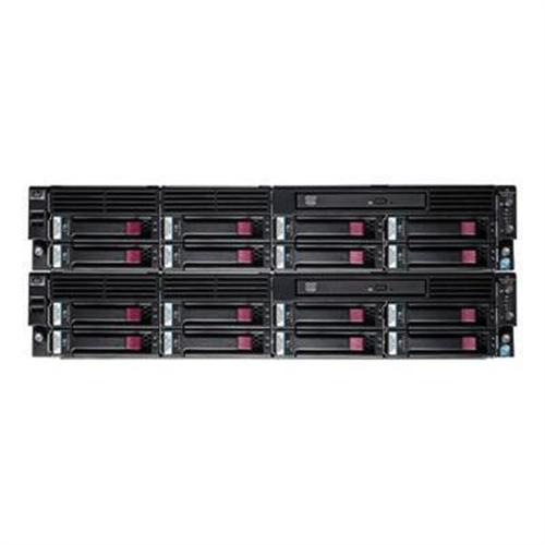 HP Smart Buy StorageWorks P4300 G2 7.2TB SAS Starter SAN Solution