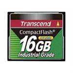 Transcend CF200I Industrial Grade - Flash memory card - 16 GB - CompactFlash TS16GCF200I
