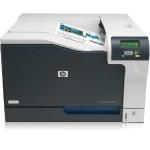 Color LaserJet Professional CP5225n - Printer - color - laser - A3 - 600 dpi - up to 20 ppm (mono) / up to 20 ppm (color) - capacity: 350 sheets - USB, LAN