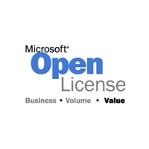 Microsoft Open Value Communicator Mac - Single Language - 1 Year Software Assurance Acquired Year 2