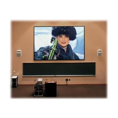 Draper, INC. ShadowBox Clarion NTSC/PAL Format - projection screen - 120 in ( 305 cm )