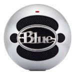 Blue Microphones Snowball USB Microphone - Brushed Aluminum SNOWBALL-BRSHEDALUMI