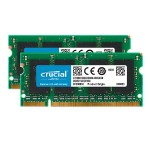 8GB Kit (2 x 4GB) DDR2-800 SODIMM 200-pin Memory Module