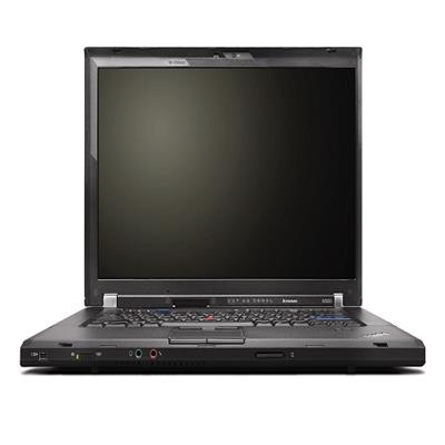 Lenovo ThinkPad W500 Intel Core 2 Duo T9900 3.06 GHz Notebook - 4GB RAM, 250GB SATA HDD, 15.4