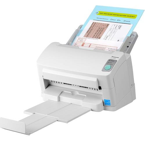 Panasonic 40 ppm / 80 ipm Color Document Scanner