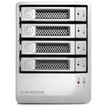 G-Technology G-Technology G-SPEED-eS PRO 4TB Storage System, now shipping with Enterprise-Class drives (0G01868) 0G01868