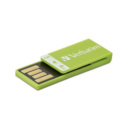 Verbatim Store 'n' Go Clip-it - USB flash drive - 4 GB