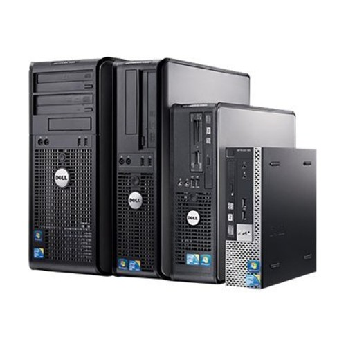 Dell OptiPlex 780 - Core 2 Duo - 250 GB