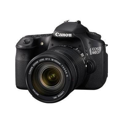 CanonEOS 60D - digital camera EF-S 18-135mm IS lens(4460B004)