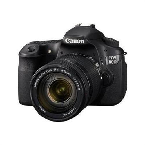 Canon EOS 60D - digital camera EF-S 18-135mm IS lens