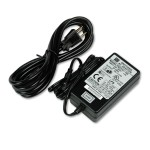 AmpliVox Sound Systems AC Adapter Power Supply/Battery Re-Charger for NiCad Battery Pack S1460