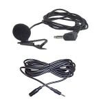 AmpliVox Sound Systems Lapel Mic S2030