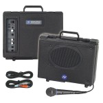 AmpliVox Sound Systems Audio Portable Buddy S222