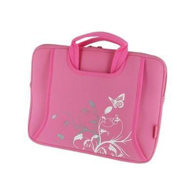 GoDirect ROOCASE Spring Butterfly Sleeve Case for 11.6