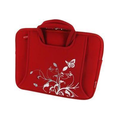 Global Marketing ROOCASE Spring Butterfly Sleeve Case for 11.6