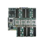 SUPERMICRO X8QB6-F - Motherboard - LGA1567 Socket - 4 CPUs supported - i7500 - 2 x Gigabit LAN - onboard graphics