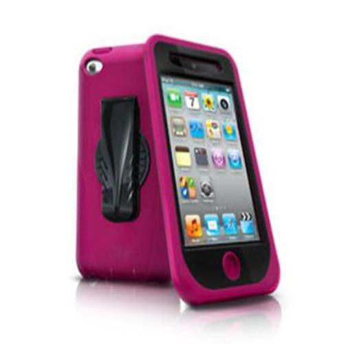 iSkin TOUCH DUO FOR TOUCH 4G - PINK
