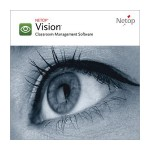 Vision 6: Classroom Management Software, version 6.9 - Site wide license of Vision, Surf-Lock, App-Control, Pointer for K-12 School 1000 Students (price per site for 1 - 2 sites). Includes 3 Vision Teach Pads & 12 months NUI