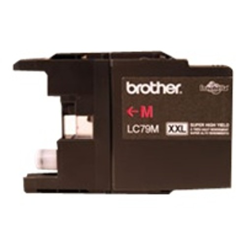 Brother LC79M - Super High Yield - magenta - original - ink cartridge