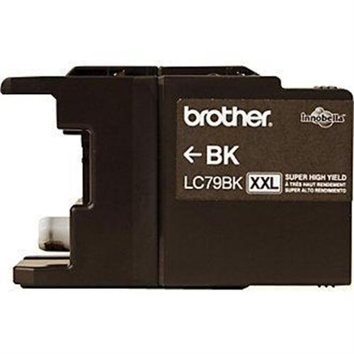 Brother LC - Super High Yield - black - original - ink cartridge