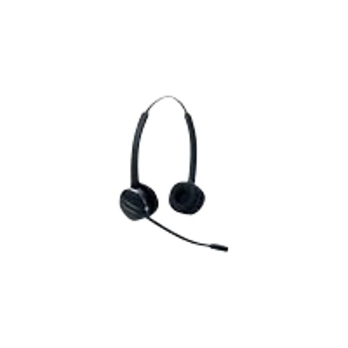 Jabra Pro 9460 Duo Wireless Headset With Touchscreen For: Jabra, PRO 9400 Replacement - Headset - On-ear
