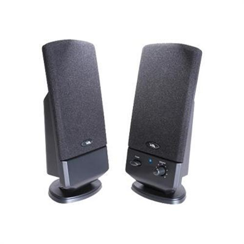 Cyber Acoustics CA-2002 - speakers - for PC