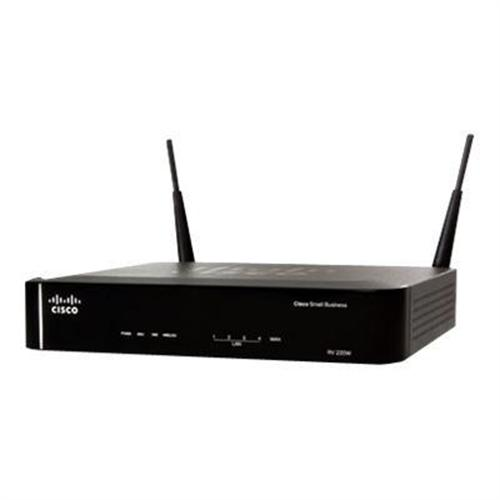 Cisco Small Business RV220W Wireless-N Network Security Firewall - Wireless Router - 802.11 a/b/g/n - Desktop