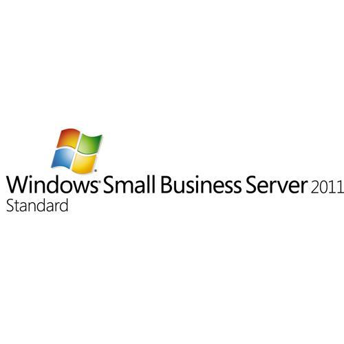 Microsoft Windows Small Business Server 2011 Standard - media