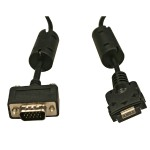 VGA cable - HD-15 (M) to 24 pin universal I/O (M) - 1.6 ft - for Pico PK201, PK301