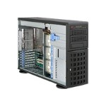 Supermicro SC745 TQ-R920B - Tower - 4U - extended ATX - SATA/SAS - hot-swap 920 Watt - black - USB