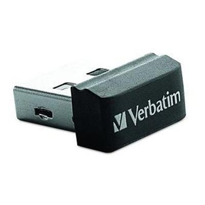 Verbatim Store 'n' Stay USB Drive - USB flash drive - 16 GB (97464)