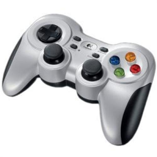 Logitech Wireless Gamepad F710 - Game pad - wireless