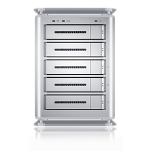 Sans Digital TowerSTOR TS5CT - 5 Bay SATA to USB2.0 / eSATA / Firewire 800 Hardware RAID 5 Enclosure