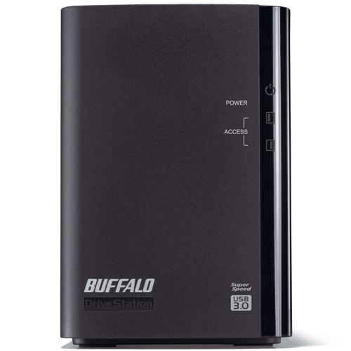 Buffalo DriveStation Duo 4TB DAS Hard Drive Array