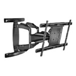 """Corrosion Resistant Full-Motion Plus Wall Mount ESA763PU - Mounting kit ( wall plate, articulating arm ) for LCD / plasma panel ( Tilt & Swivel ) - gloss black - screen size: 37"""" - 63"""" - mounting interface: 600 x 400 mm - indoor / outdoor"""