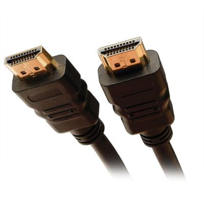 TrippLite 25-ft. High Speed with Ethernet HDMI Cable (P569-025)
