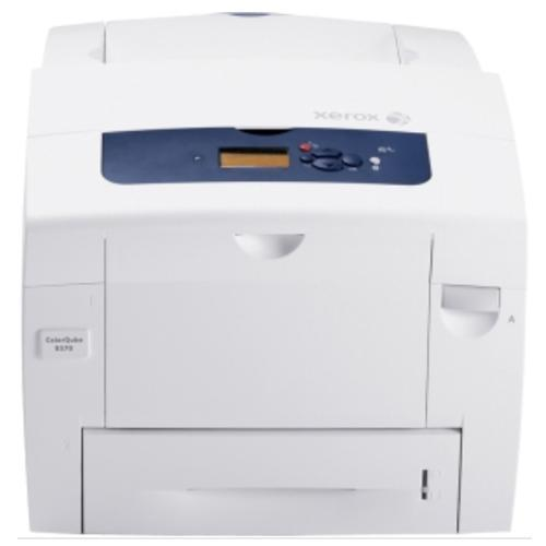 Xerox ColorQube 8570/YDN Color Solid Ink Printer - Ethernet, USB, 1X525 Letter/Legal Input Tray, Duplex, TAA Compliant.