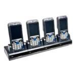 FlexDock Quad Dock with Ethernet - Docking cradle - Ethernet - North America - for  CN70, CN70e