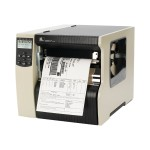 Xi Series 220Xi4 - Label printer - thermal transfer - Roll (8.8 in) - 300 dpi - parallel, USB, LAN, serial - rewinder