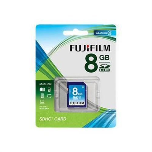 Fuji Standard Performance - flash memory card - 8 GB - SDHC