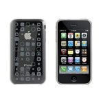 HP XtremeMac Microshield Tatu Skin for iPhone 3GS 01981